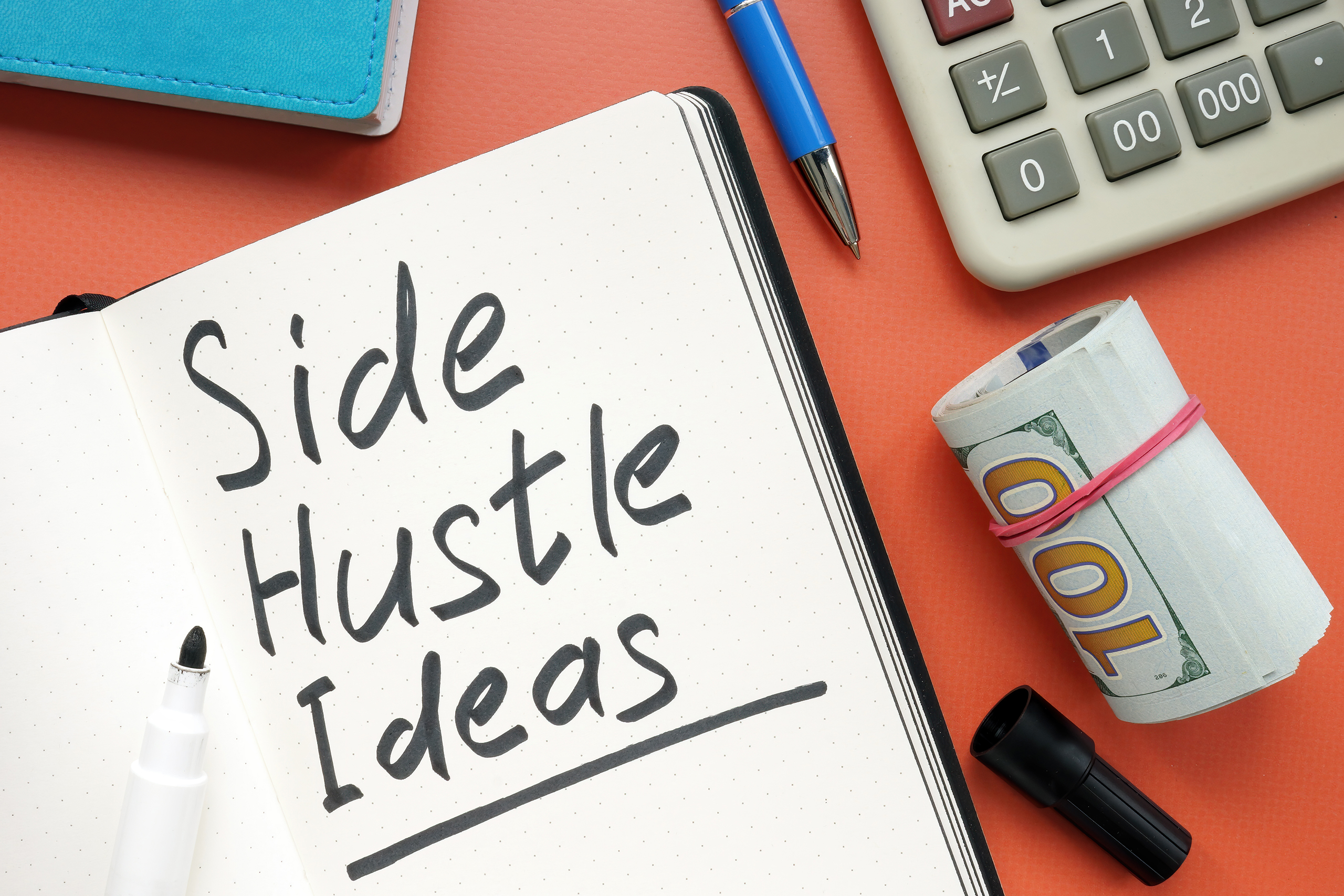 Build a Side Hustle that Pays Well