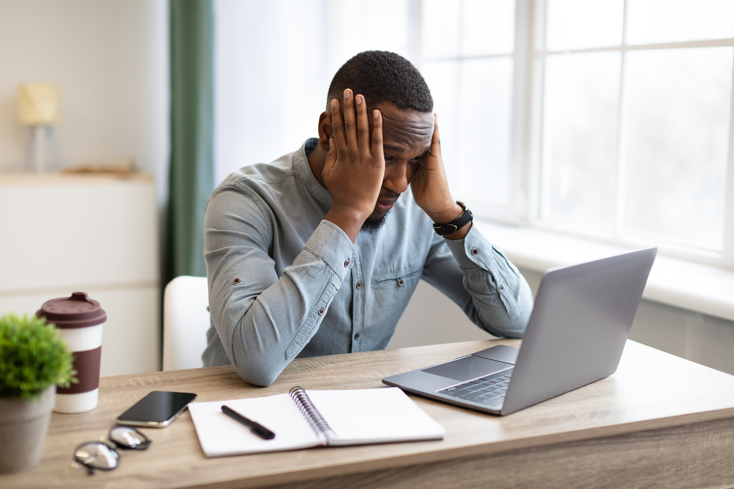 Signs of Burnout